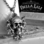 Bella Lili Edgy Necklace