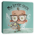 My Little Geek Book Cover