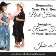 Remember your first real best friend? Now imagine a room full!